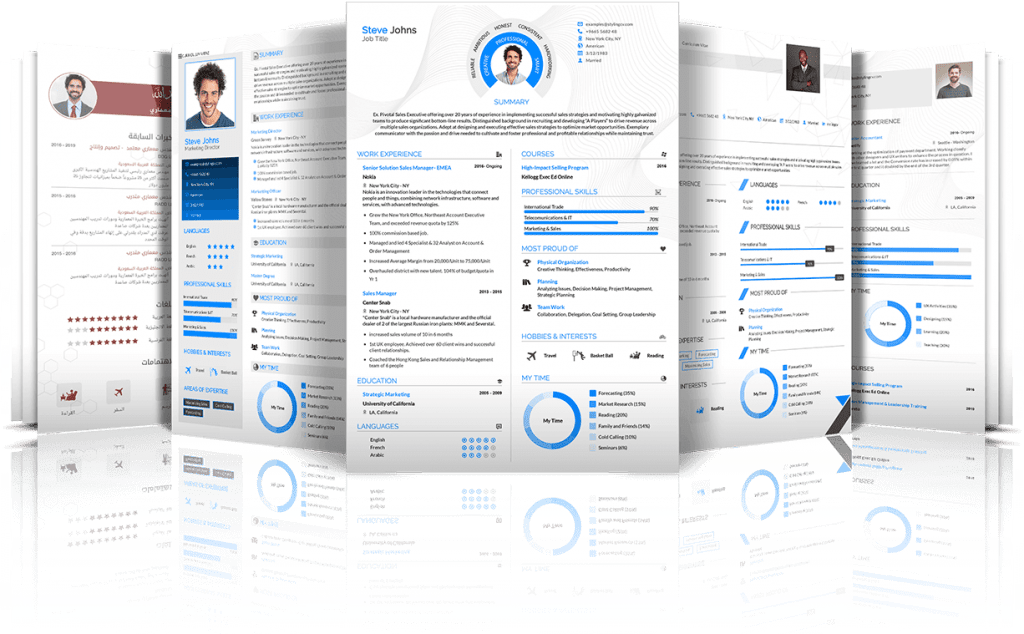 resume template free